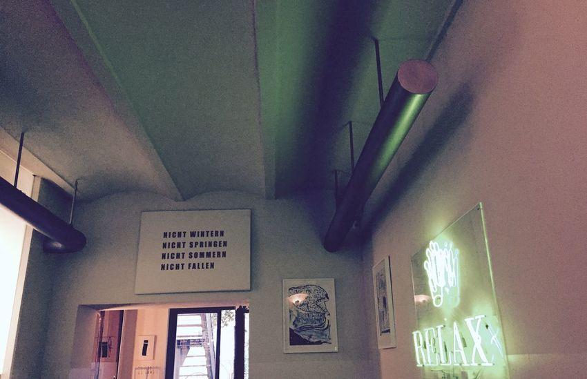 Relax Interior Berlin Restaurant DODO★