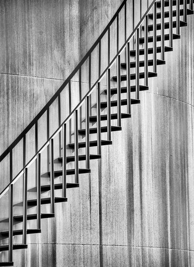 Architectural Feature Backgrounds Building Close-up Day Design Full Frame Graphic In A Row Modern No People Repetition Shadowplay Shadows & Lights Side By Side Staircase Stairs Tank Fine Art Photography
