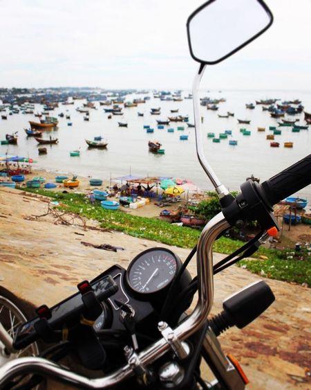Bicycle Day Vietnam Hondawin Asian