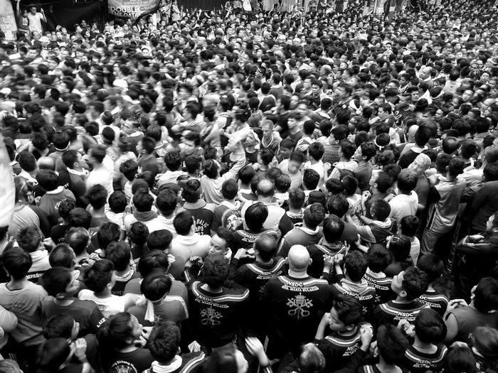 Black Friday 2018 Blackfriday Monochrome Blackandwhite Urban Crowd Crowd Full Frame Men Backgrounds Women