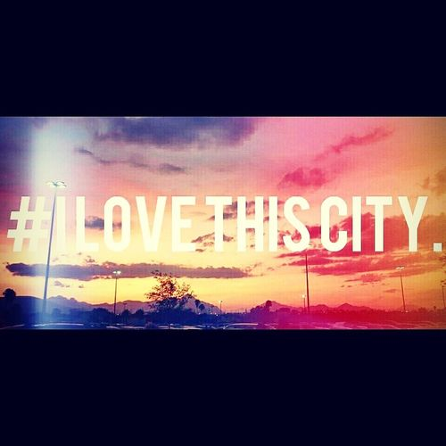 ILoveMyCity ILoveThis Followme Colors