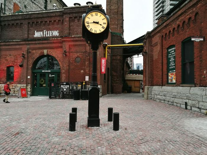Toronto Canada Distillery District First Eyeem Photo