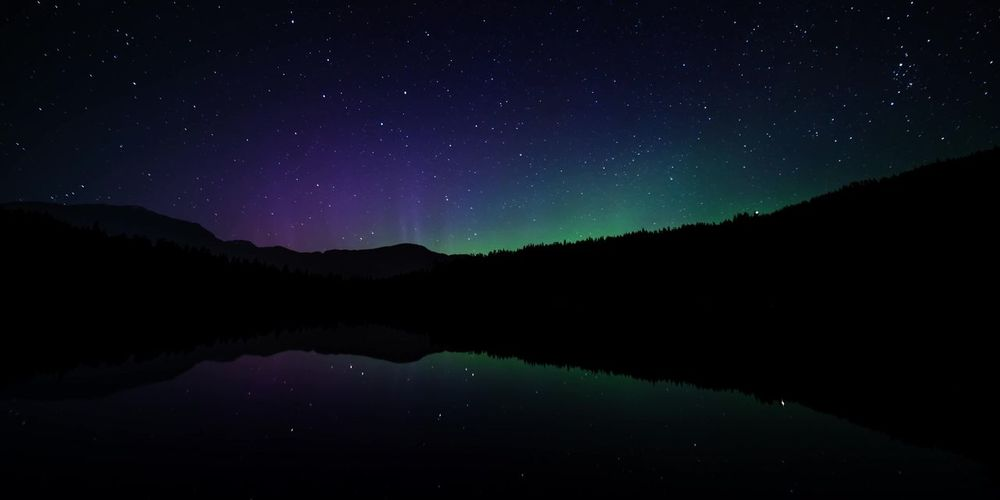 Aurora Canada Borealis Landscape Wallpaper Picture And Photo Astronomy Space Star - Space Constellation Clear Sky Lake Silhouette Tree Reflection Mountain Star Field Moon Milky Way Galaxy Nebula Space And Astronomy Infinity Half Moon Star Planetary Moon Spiral Galaxy Full Moon Moon Surface Starry Globular Star Cluster Star Trail Emission Nebula Space Exploration Astrology Sagittarius