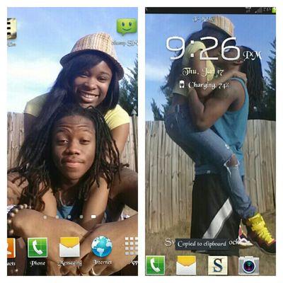 home screen lock screen #TheArmstrongs