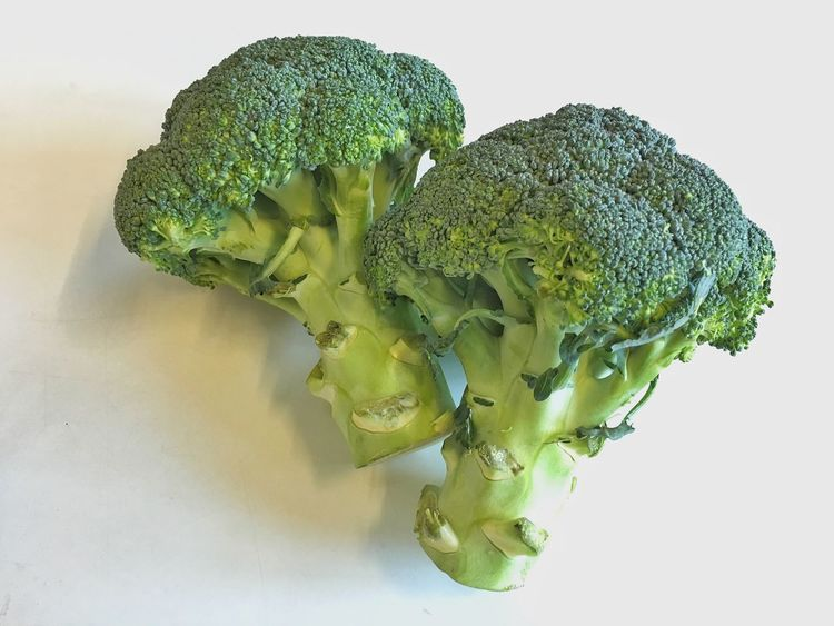 Brocolli Green Vegetable Food Good For You Florets