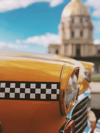 Hey Taxi Paris