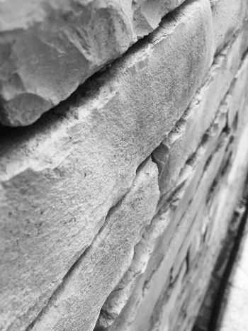 rock wall Nofilter Day Still Life Outdoors Detail Wood - Material Rough Wall Focus On Foreground Nature Wood Wall - Building Feature Stack