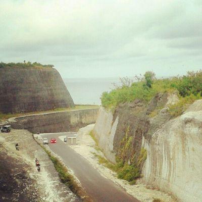 red car Beach Sea Shore Cliff Natgeo Road Instanusantara Instanusantarabali Instanesia Photooftheday Picoftheday Pictureoftheday Instagood Instamood Instadaily Bali INDONESIA LangitBaliPhotowork