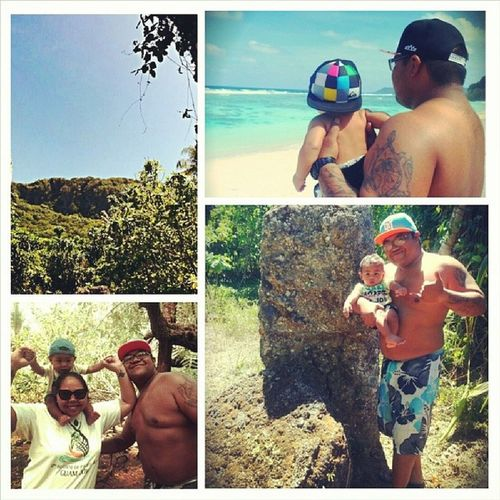 Weekend fun in the sun. Guahanadventure Deepwaters Deeperroots Latte tasayanhaligi