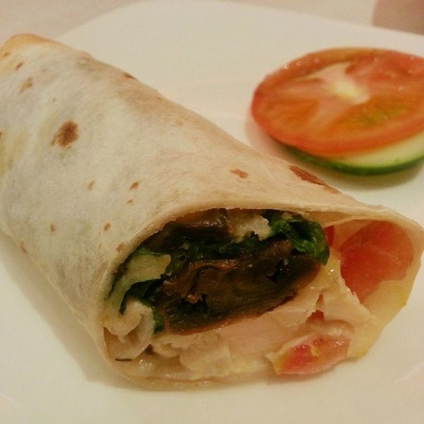 Chicken mushrooms tacos. Delicious Yummy Musttry  Foodlover limited singapore lovely healty simple