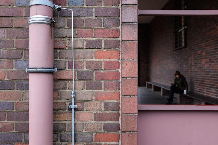 Some Streetphotography in Siemensstadt Berlin