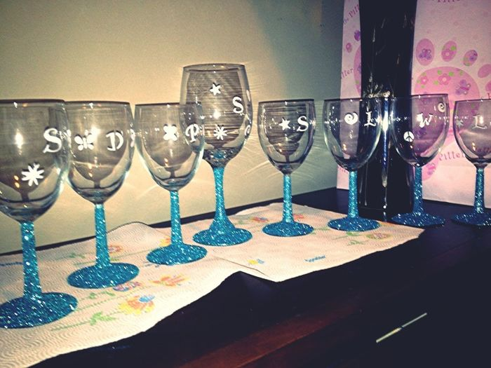 My project for my bridesmaids