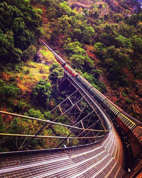 The Journey Is The Destination Train train tourist Sky Forset Train Tour Train Trip