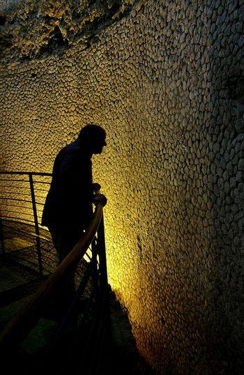 Shadow Focus On Shadow Texture Italia Old Historical Monuments