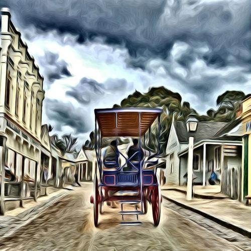 Sovereign Hill Ballarat  Rawhide Picoftheday EyeEm Best Shots Wintersky