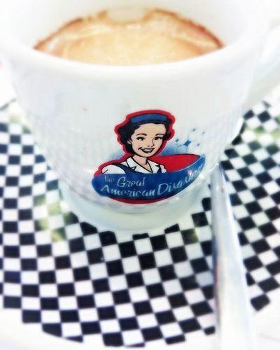 ☕☕ TheGreatAmericanDisaster Coffe Cute The50s