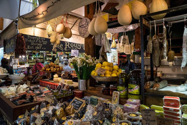 Cork Food Ireland Market Market Stall Rock Of Cashel