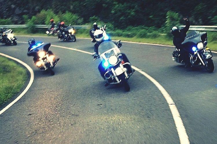 Bikers Brotherhood Mc 1% Classic Motorcycle Harley Davidson Wing Day Hdci 2015 Pangandaran Beach Great Atmosphere Enjoying Life
