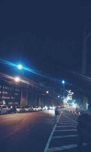 City Lights Night Lights VSCO Cam