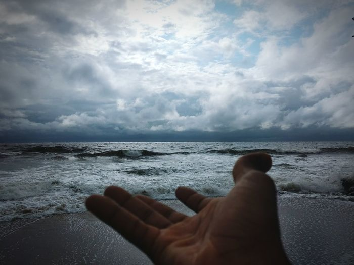 Sea Beach ENFP 237forever Cameroon Scenics Nature Poseidon Kribi