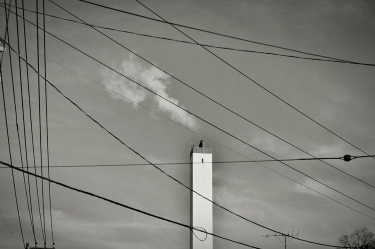 Cable Power Line  Smoke Weed Chimney Chimney Smoke ChimneySweep Snapshot Open Edit OpenEdit