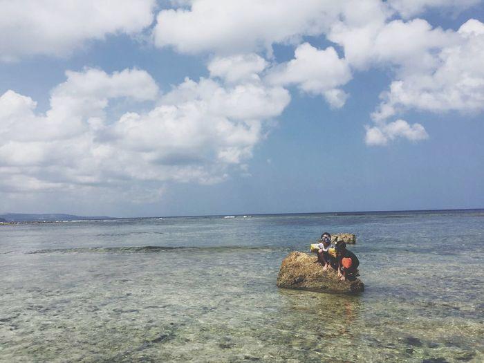 Their own little Guam LetKidsBeKids Chamorro Thankfuliliveonguam Nature Daily
