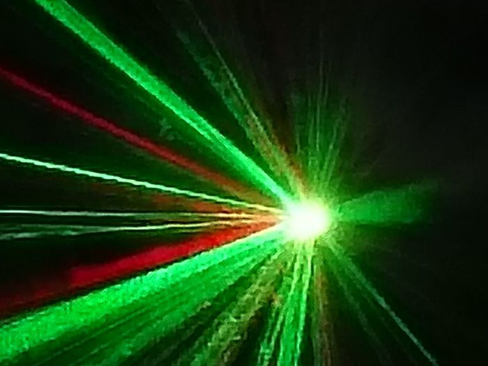 Laser Green Color Technology Light Trail Connection Pattern Illuminated Multi Colored Speed Light Effect Innovation No People Science Night Bandwidth Outdoors Big Data