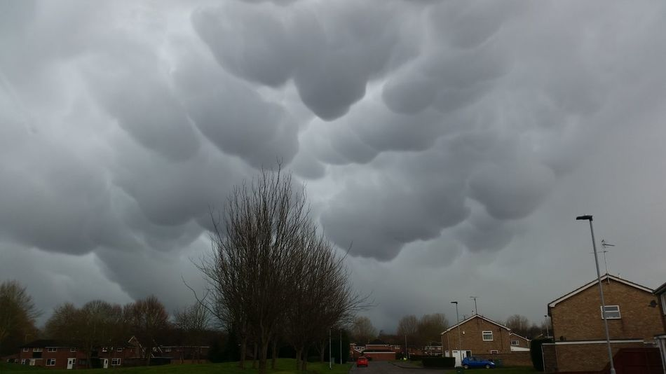 Peterborough Cloudporn Cloud Formation Strange