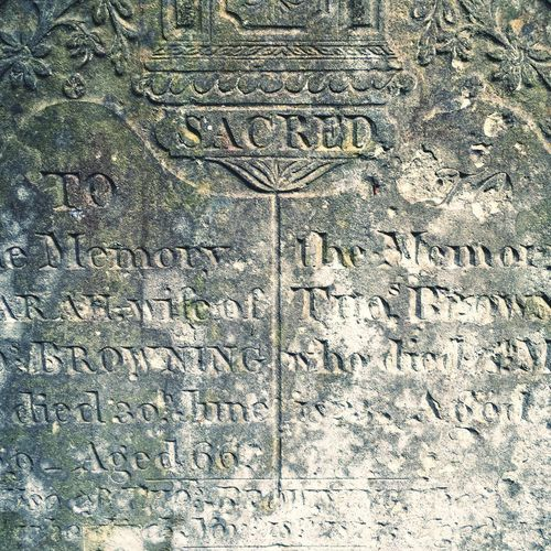 Old gravestone inscription Gravestone Old Stone Memorial Inscription Text Texture Textured  Surface Carved Carving Tombstone Burial Script Weathered Weathered Stone Decay Decaying Decayed Writing Stone Material Backgrounds Close Up Detail Inscribed