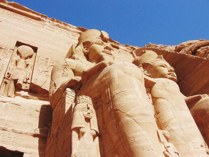 Egypt Abusimbel