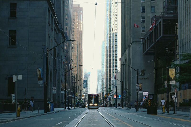 Financial District  Toronto Toronto Canada Ttc Streetcar Torontophoto Torontophotographer Torontophotography Torontophotos Ttcstreetcar The Street Photographer - 2018 EyeEm Awards