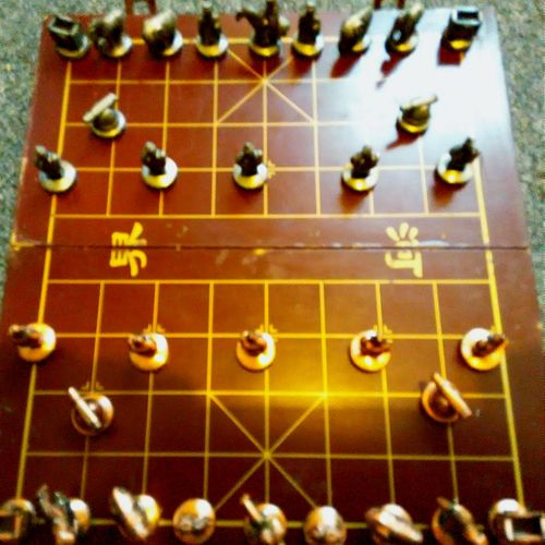 Everyday Education Xiangqi Chessboard Boardgames Chinese Chess Elephant Chess
