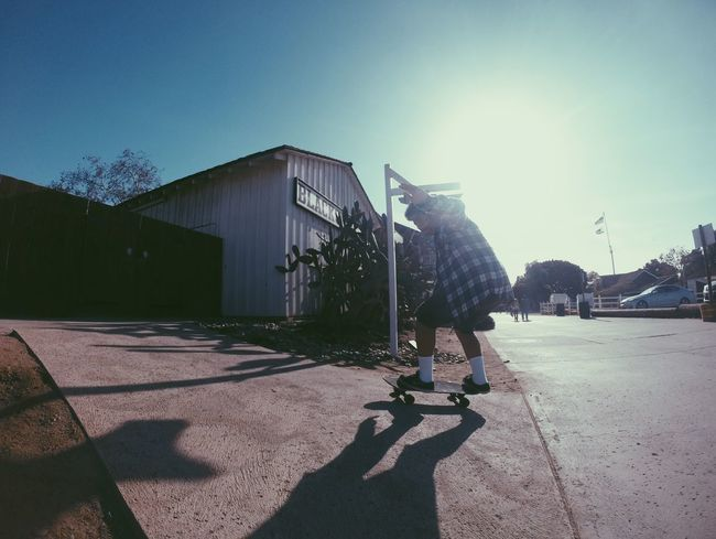 San Diego Old Town Skating ✌ Land Surfing GoPro Hero3+ Goprooftheday GoPrography