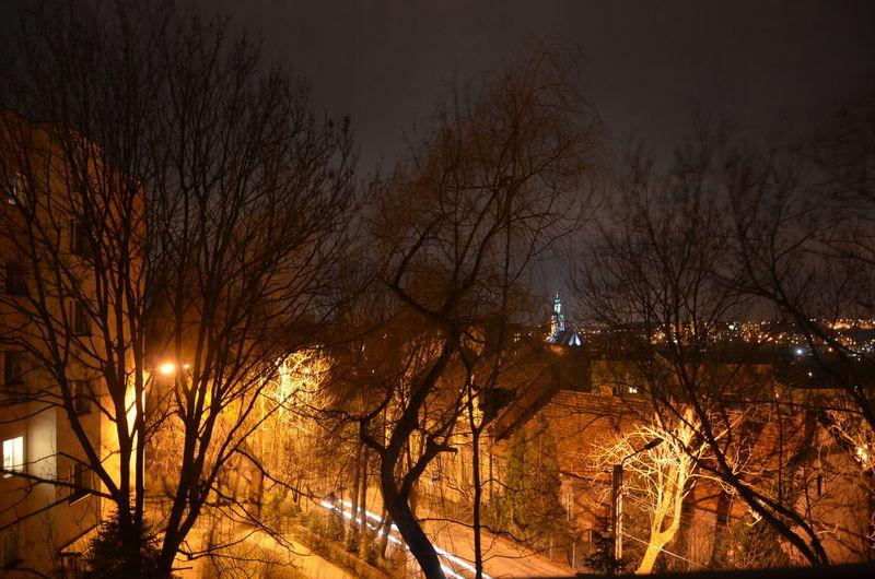 Discover Your City Poland Cieszyn City Night