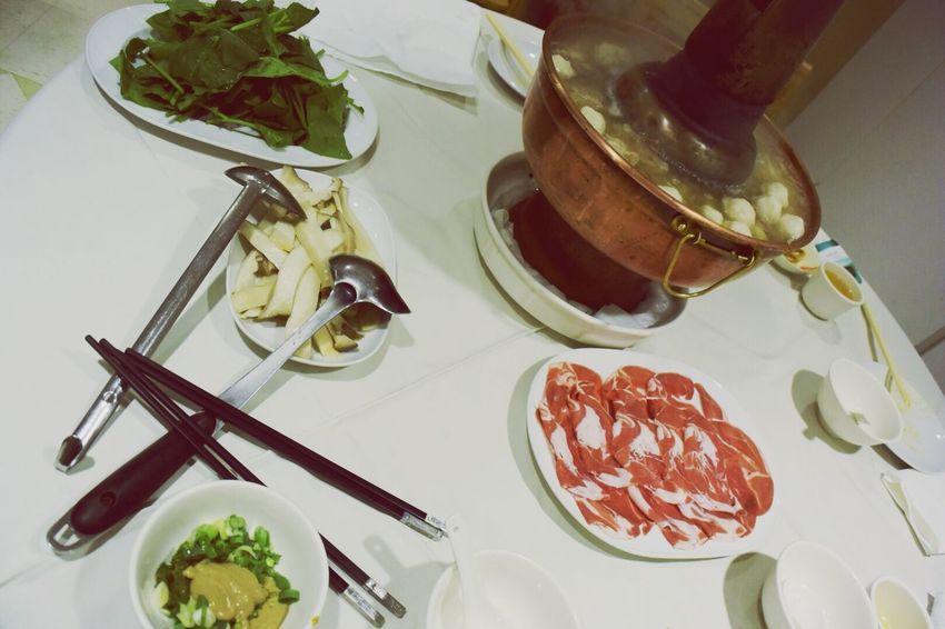 Taiwan Taipei Dinner 圍爐