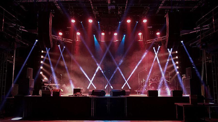Chamsys MagicQ Stage lights design v2 LJ Light Design Stage Light Stage Show Stage Design