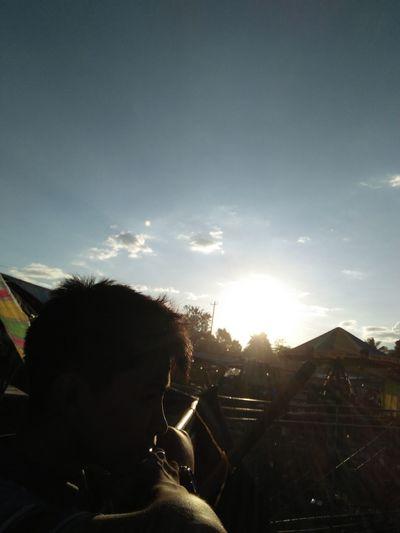 With My Friend Stolen Sky