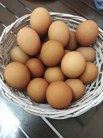 Eggs EyeEm Selects Egg Food And Drink Freshness Food High Angle View Raw Food Indoors  Healthy Eating Egg Carton
