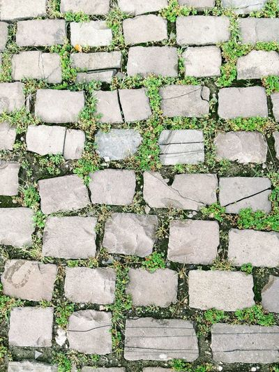 Backgrounds Full Frame Stone Tile Close-up No People Day Outdoors