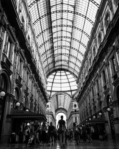 Architecture Lines Building Building Architecture Milan Indoors  EyeEm Best Shots Eye4photography  From My Point Of View