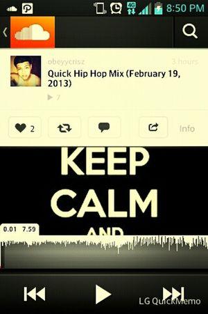 New Hip Hop Mix (: http://soundcloud.com/obeyycrisz/quick-hip-hop-mix-february-19