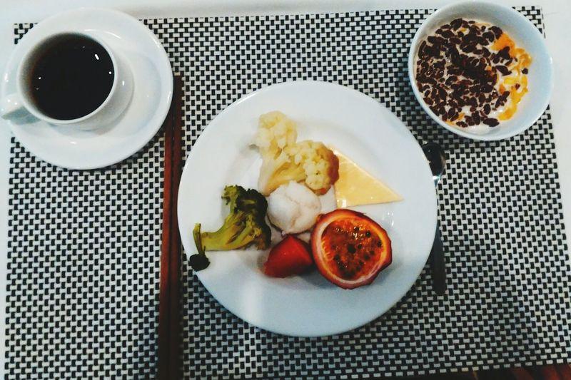 Food Food Porn Enjoying Meal Breakfast Coffee Hotel Breakfast Hotel