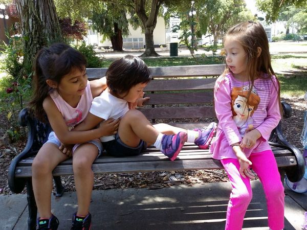 Togetherness Innocence Getting In Touch We Are Family Good Vibrations Bayarea LoveMy Paradise Living In The Moment Beauty In Nature My Granddaughters