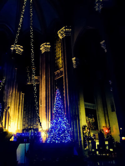 EyeEmNewHere Illuminated Arts Culture And Entertainment Large Group Of People Christmas Decoration Indoors  EyeEm Ready   Nikon Canon Sony Samsung Panoramic Close-up Istanbullovers Istanbul Turkey No People Istanbul Church Multi Colored Travel History Building Exterior Photographer Vacations EyeEm Best Shots