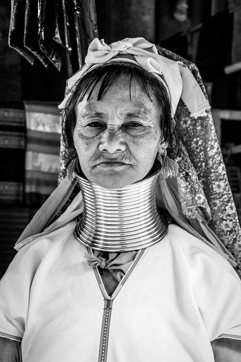 The Portraitist - 2016 EyeEm Awards Long Neck Tribe Long Neck Woman Thailand People Photography Lifestyles Portrait