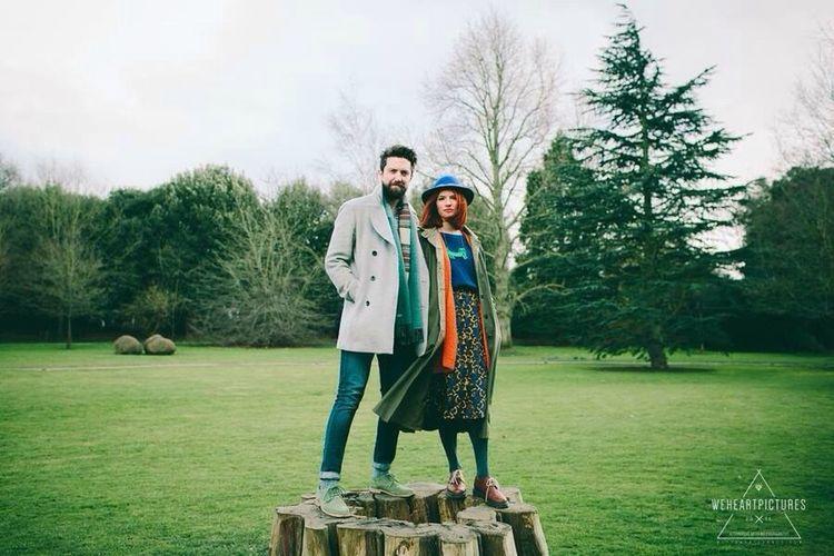 Blake+Ellen Eshoot London Alternativeweddingphotography