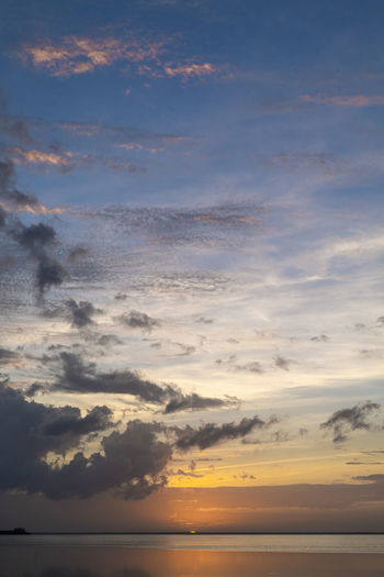 Sunset from