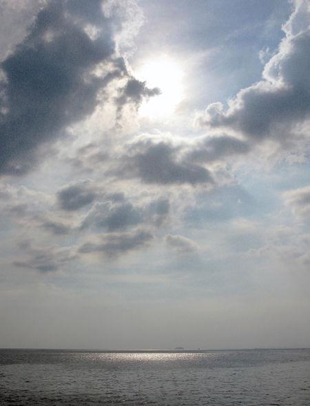 Andaman Sea Clouds Extraordinary Nature Sea And Sky Seascape Sunset Thailand