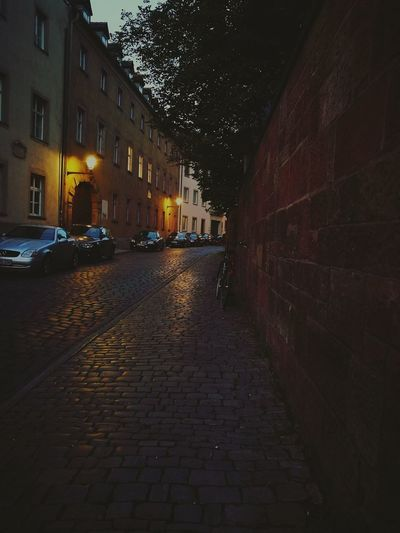 🔺Be The Night Darkness And Light Würzburg