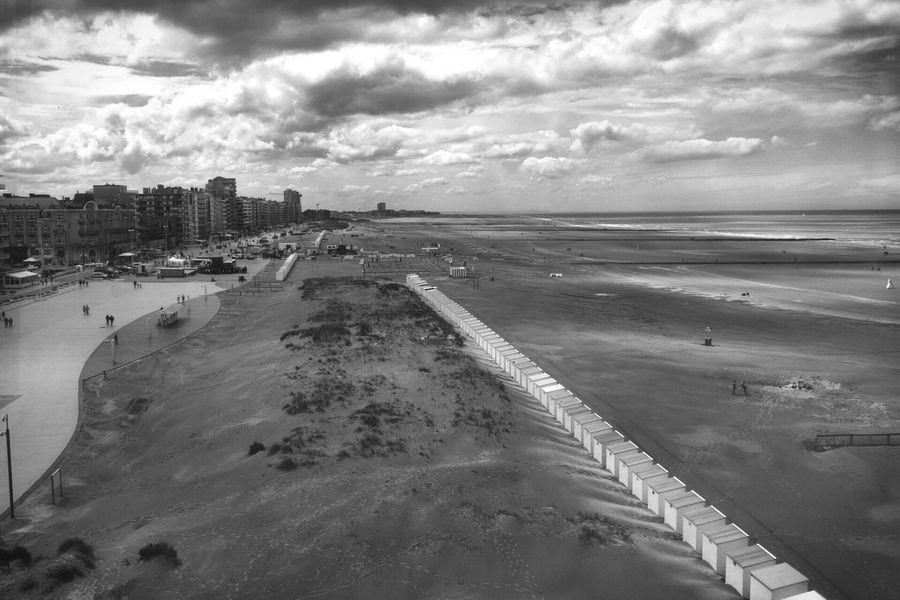 What a view Showcase July Blackandwhite Black And White Black & White Black And White Photography Blackandwhite Photography Black&white Blackandwhitephotography Eyeem Collection Canon Canonphotography Canon 70d Canon_photos Canon_official Canon EOS 70D Sky View Beach Beachphotography Skyview Landscape Beach Photography Beach Life Up In The Air Dunes